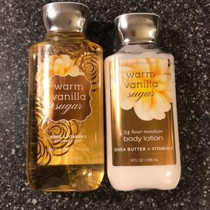 Bath and body works warm vanilla sugar